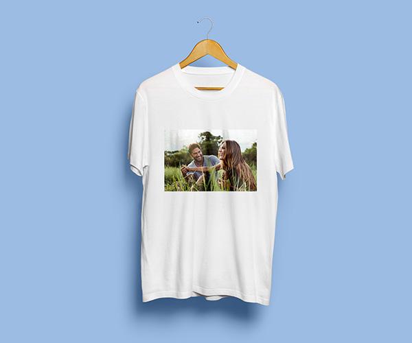 Page Produit Tee Shirt