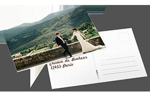PNG Page Produit Carte Postale & Carte Evènement