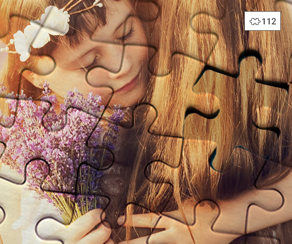 Page Produit Puzzle