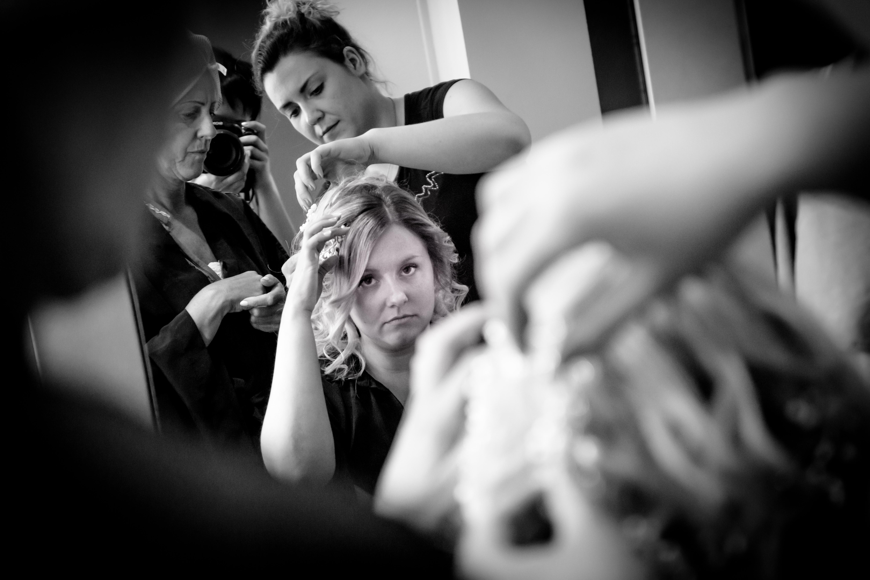 Photographe Evreux Mariage Coiffure